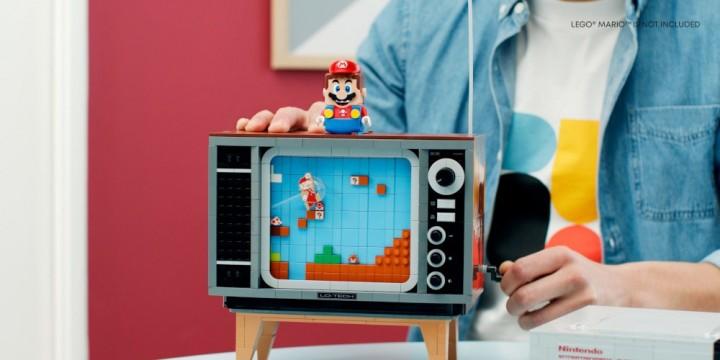 Newsbild zu LEGO Nintendo Entertainment System offiziell angekündigt