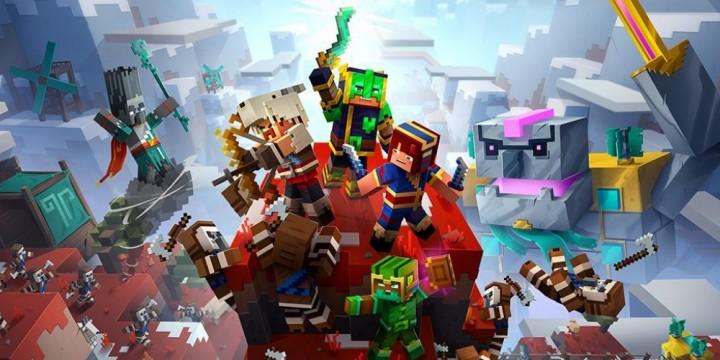 Newsbild zu Neues Update zu Minecraft Dungeons steht nun zum Download bereit und erweitert das Spiel um begehrte Funktion