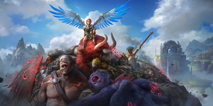 """Newsbild zu Finaler DLC """"Die verlorenen Götter"""" für Immortals Fenyx Rising ab sofort verfügbar"""