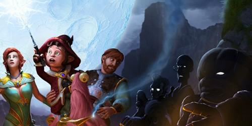 Newsbild zu Wii U-Spieletest: The Book of Unwritten Tales 2