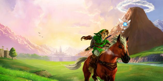 Newsbild zu N64-Themenwoche // Spezial: The Legend of Zelda: Ocarina of Time – Der König der Videospiele