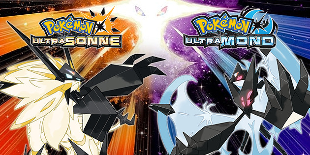 Weitere Details zu Pokémon Ultrasonne & Ultramond