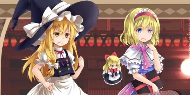 Newsbild zu Japan: Marisa and Alice's Trap Tower erscheint am 4. Oktober