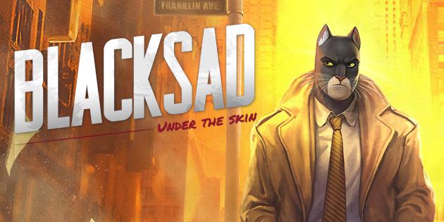 Newsbild zu Nintendo Switch-Spieletest: Blacksad: Under the Skin
