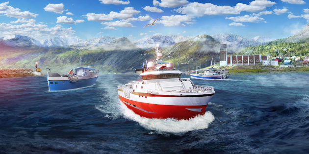 Newsbild zu Nintendo Switch-Spieletest: Fishing: Barents Sea - Complete Edition