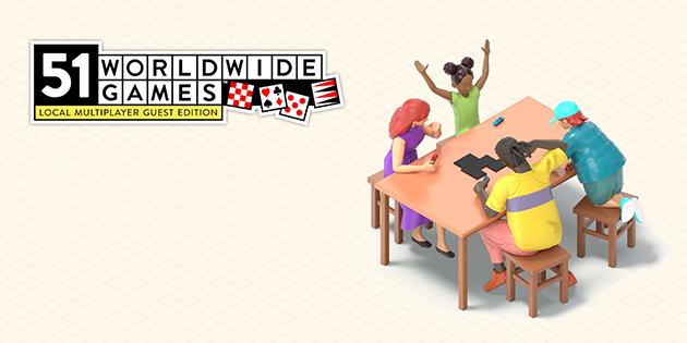 Newsbild zu Demo und lokaler Mehrspieler: Das bringt die Guest Edition von 51 Worldwide Games