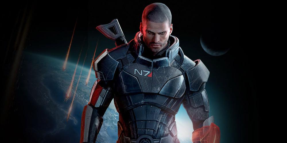 Mass Effect Trilogy / Mass Effect 3