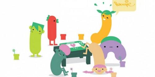 Newsbild zu Wii U eShop-Spieletest: Spin the Bottle: Bumpie's Party