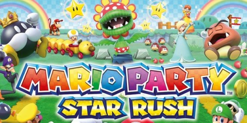 Newsbild zu ntowerlino Spieletest: Mario Party: Star Rush