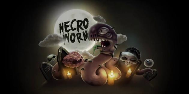 Newsbild zu Puzzle-Spiel NecroWorm ab sofort für Nintendo Switch erhältlich