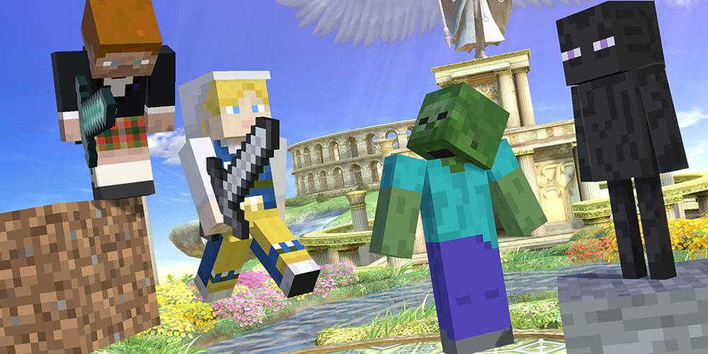 Steve / Minecraft / Super Smash Bros. Ultimate