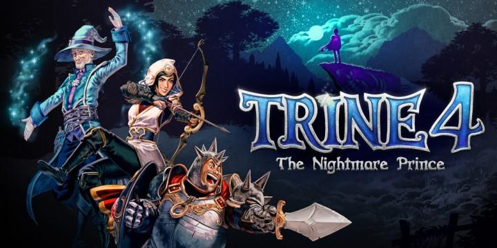 Newsbild zu Neuer DLC zu Trine 4: The Nightmare Prince für kommenden Frühling angekündigt