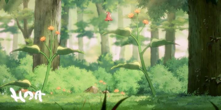 Newsbild zu Platformer Hoa zeigt sich in neuen Gameplay-Szenen
