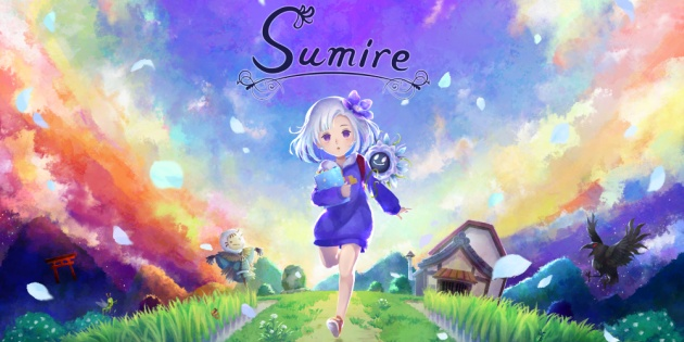 Newsbild zu Adventure Sumire für Nintendo Switch und PC angekündigt