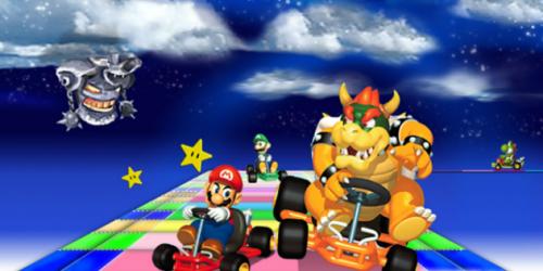 Newsbild zu Virtual Console-Spieletest: Mario Kart: Super Circuit