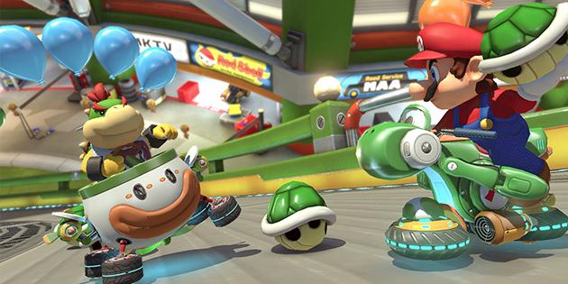 Newsbild zu Umfrage der Woche: Warum werdet ihr euch Mario Kart 8 Deluxe (nicht) kaufen?