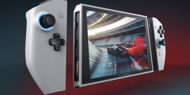 Newsbild zu Alienware kündigt Nintendo Switch-ähnliches Gerät mit Windows 10 an