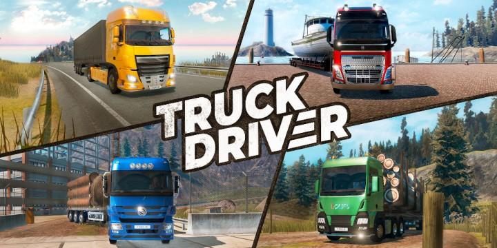 Newsbild zu Ab auf die Straße! – Truck Driver startet ab dem 17. November auf der Nintendo Switch durch