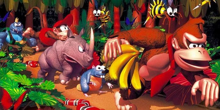 Newsbild zu Gerücht: Neues Donkey Kong-Spiel beim 3D-Mario-Team in Arbeit