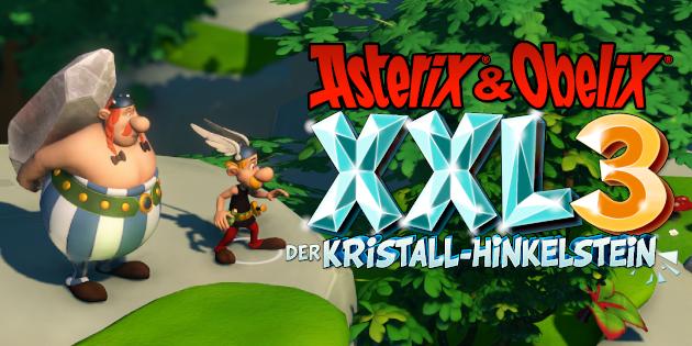 Newsbild zu Asterix & Obelix XXL3: Neue Screenshots und Informationen zu den limitierten Editionen enthüllt