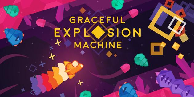 Newsbild zu Super Rare Games kündigt eine physische Version von Graceful Explosion Machine für die Nintendo Switch an