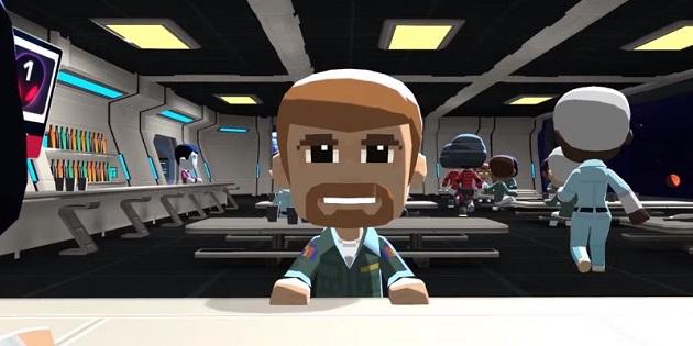 Newsbild zu Von den Bomber Crew-Entwicklern: Space Crew für Nintendo Switch angekündigt