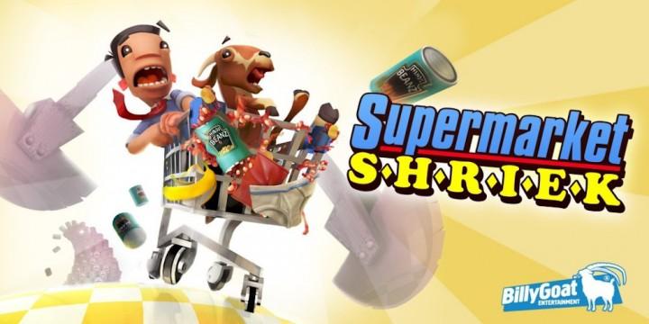 Newsbild zu Supermarket Shriek schickt euch im Oktober mit einem Einkaufswagen auf die Piste