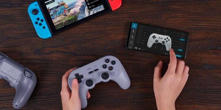 Newsbild zu 8BitDo kündigt neuen Bluetooth-Controller an – Nintendo Switch-Unterstützung bestätigt