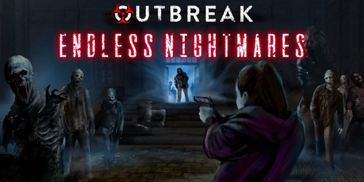 Newsbild zu Outbreak: Endless Nightmares plagt euch kommende Woche mit wiederkehrenden Albträumen