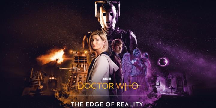 Newsbild zu Schwingt ab 30. September auf PC und Konsolen den Schallschraubenzieher in Doctor Who: The Edge of Reality