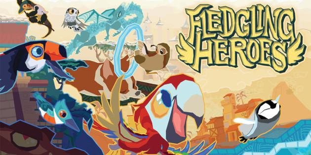 Newsbild zu Von Apple Arcade auf die Nintendo Switch: Fledgling Heroes erscheint im Mai