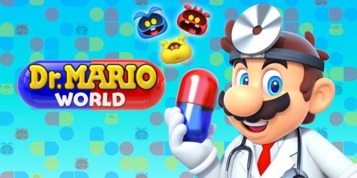 Newsbild zu Größe ist nicht alles – Begrüßt Dr. Lemmy in Dr. Mario World