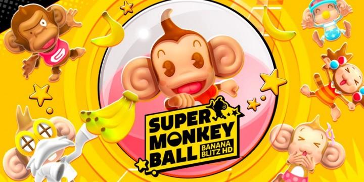 Newsbild zu Nächstes Doppelpack enthüllt – Sonic Forces und Super Monkey Ball: Banana Blitz HD erscheinen gemeinsam für die Nintendo Switch