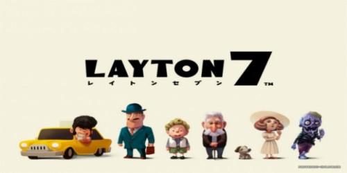 Newsbild zu Level-5 kündigt neues Spiel namens Layton 7 für Smartphones und 3DS an