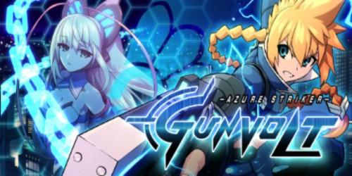 Newsbild zu Neuer Trailer zur Anime-OVA von Azure Striker GUNVOLT veröffentlicht