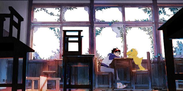 Newsbild zu Neue Charaktere und Infohäppchen zur Geschichte in Digimon Survive vorgestellt