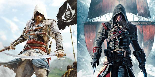 Newsbild zu Assassin's Creed: The Rebel Collection präsentiert sich im Veröffentlichungstrailer