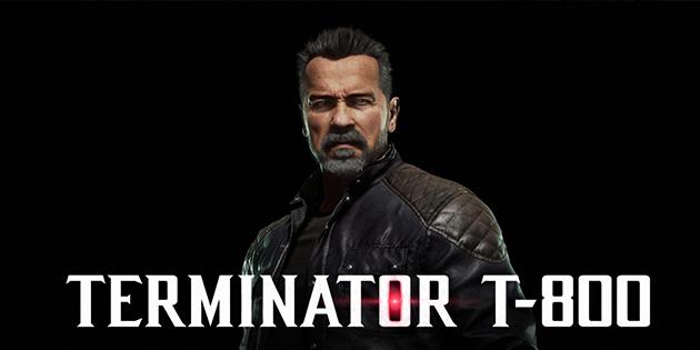 Newsbild zu Hasta la vista, baby – Der Terminator T-800 zeigt seine Kampfkünste in Mortal Kombat 11