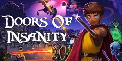 Newsbild zu Das Karten- und Rollenspiel Doors of Insanity erscheint auch für die Nintendo Switch