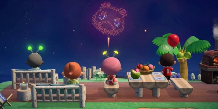 Newsbild zu Nintendo zeigt im neuesten Clip die Vorzüge des Augusts in Animal Crossing: New Horizons