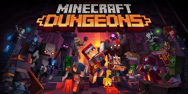 Newsbild zu Minecraft Dungeons: Entwickler haben viel Zeit mit Optimierung der Nintendo Switch-Version verbracht