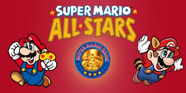 Newsbild zu Ab sofort verfügbar – Nintendo Switch Online-Mitglieder können sich Super Mario All-Stars herunterladen