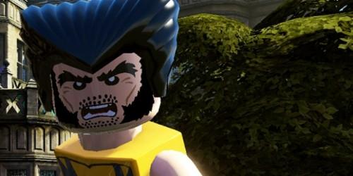 Newsbild zu Wolverine krallt sich neue Screenshots aus LEGO Marvel Super Heroes