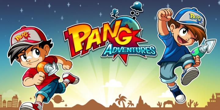 Newsbild zu Pang Adventures erscheint Anfang 2021 als Handelsversion für die Nintendo Switch
