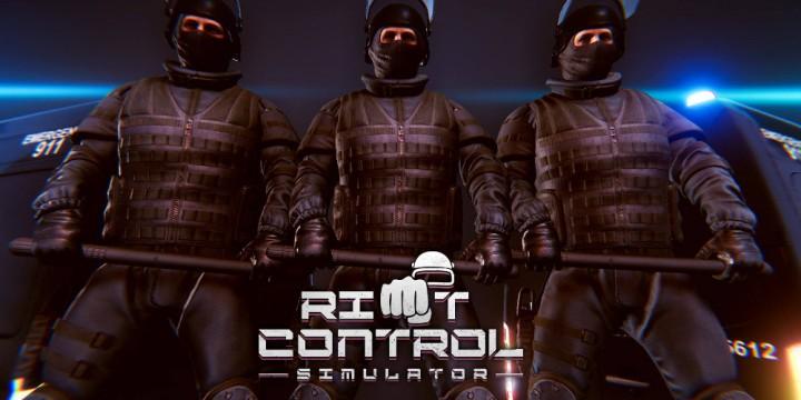 Newsbild zu Massenkontrollen-Simulator: Riot Control Simulator für 2023 für die Nintendo Switch angekündigt