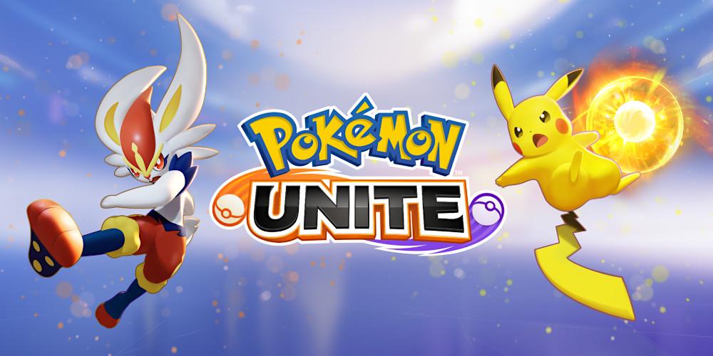 Pokémon Unite - Pikachu und Liberlo
