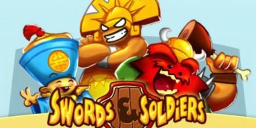 Newsbild zu Circle Entertainment bestätigt Entwicklung an Swords & Soldiers 3D