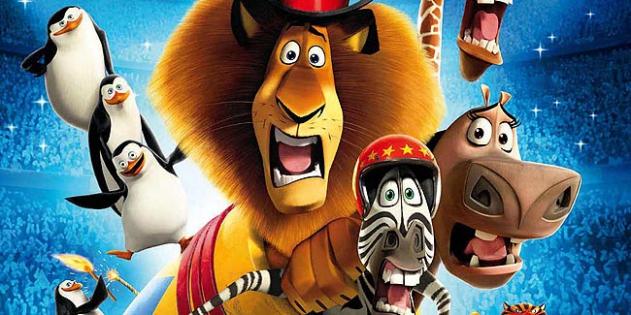 Newsbild zu ntower tv - Die ersten 20 Minuten zu Madagascar 3 - Flucht durch Europa
