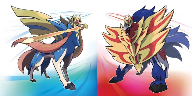 Newsbild zu Zugabe: Pokémon Schwert jetzt in unserem Live gezockt