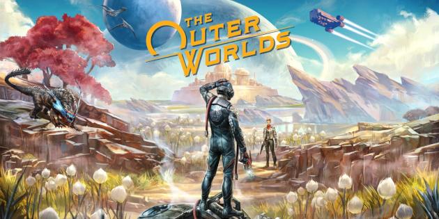 Newsbild zu The Outer Worlds: Neuer Trailer stellt euch die Halcyon-Kolonie vor